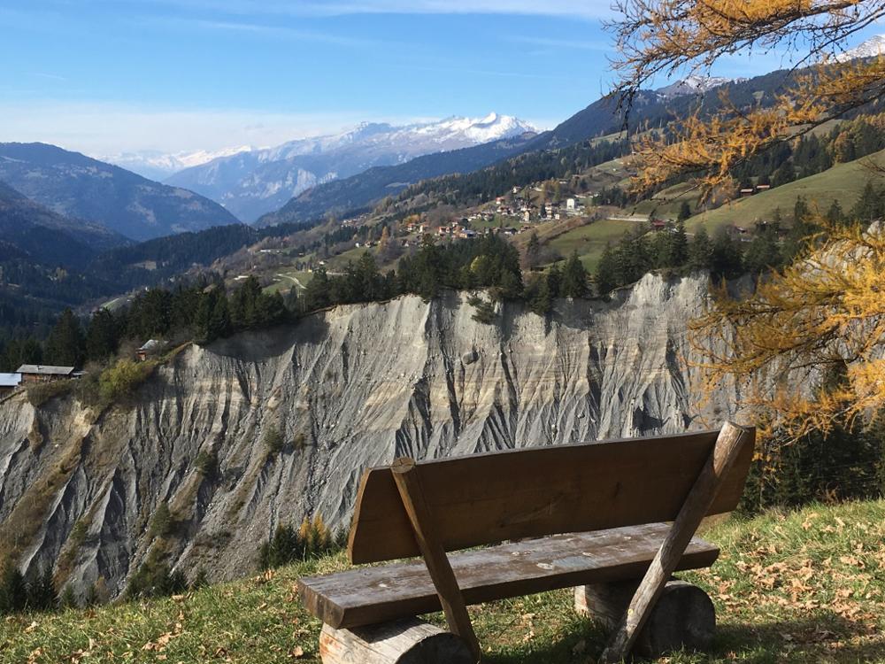 Wandern in der Umgebung von Peist und Arosa