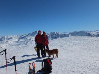 Viele Skifahrmöglichkeiten